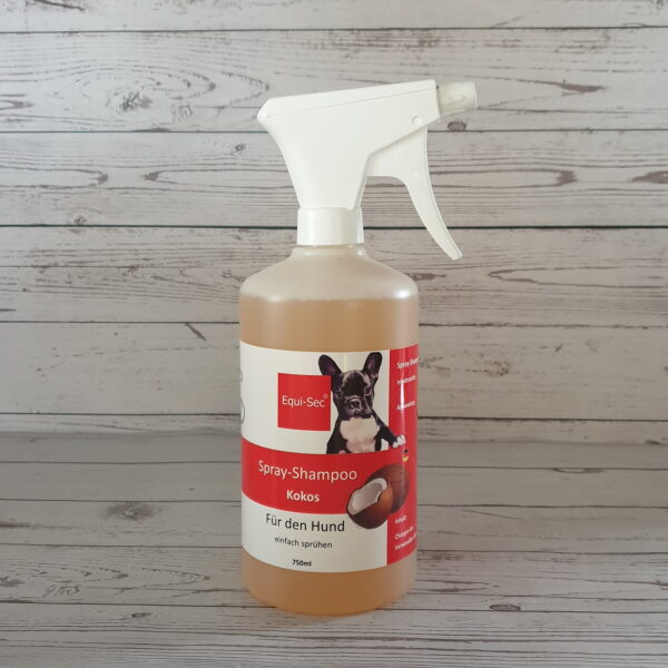 Shampoo Hund Kokos